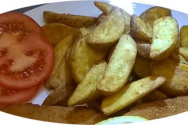 Wilde Kartoffeln